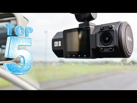 Best Dash Cam Front And Rear With Parking Mode