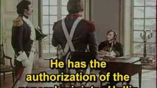 JRC-Captain of  the Imperial Guard - Incorporation in the National Guard-1803-English Sub