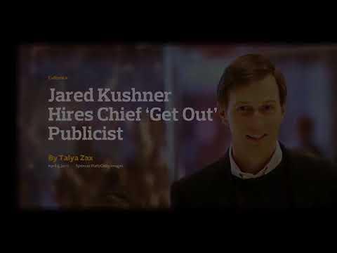 Jared Kushner Peace Deal Maker In Chief   Who Is Kushner