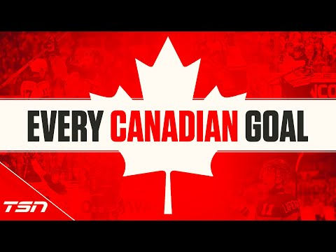 Every Canadian Goal During Group Stage At The 2020 World Juniors