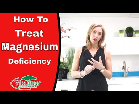 How To Treat Magnesium Deficiency : Benefits Of Magnesium - VitaLife Show Episode 233