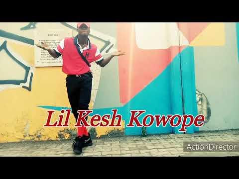 Lil Kesh Kowope (Official Dance)