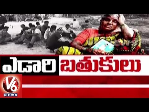 Special Story On Telangana Gulf Victims | Spotlight | V6 News