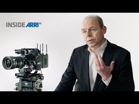 #InsideARRI – technical benefits of the ARRI large-format camera system