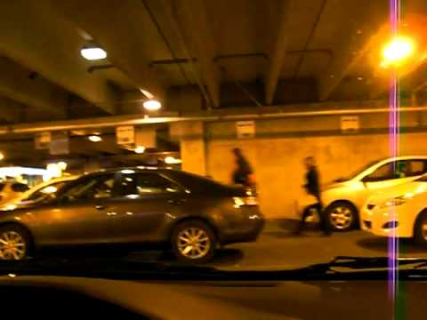 Getting rental car in Montreal