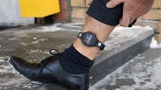 Міліція одягатиме арештованим електронні браслети