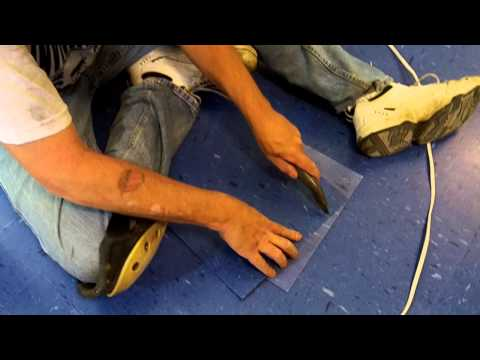 how-to-install-vinyl-tile-(vct)-start-to-finish-complete-job