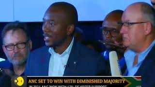 ANC is all set to win the South Africa Parliamentary elections
