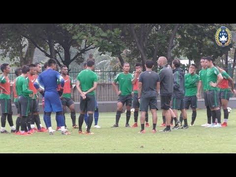 Timnas Indonesia U-23 Jalani Pemusatan Latihan Tahap II