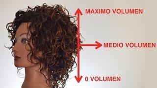 Aporta mayor volumen a tus rizos FACIL y natural !!! / TUTORIAL