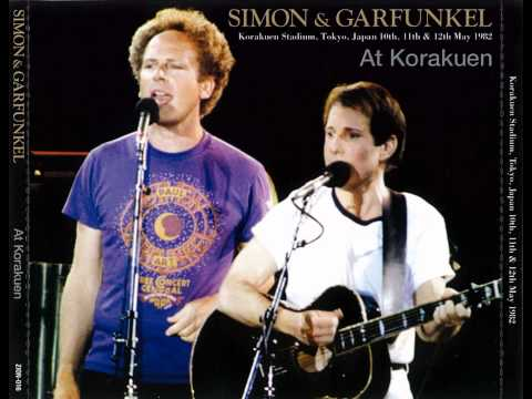 Simon and Garfunkel Still Crazy After All These Years Live 1982