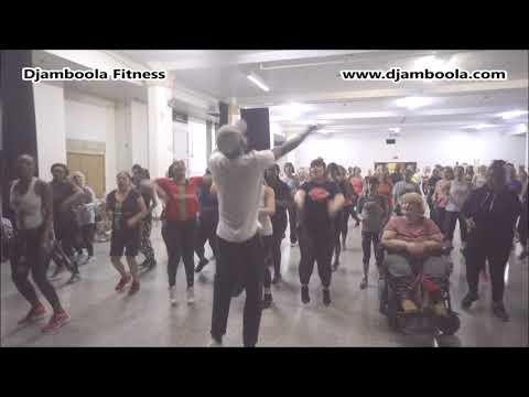 Djamboola Fitness - chorégraphie Bakamboué, Serge Beynaud