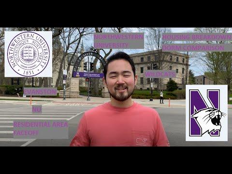 Northwestern University Dorm/Housing Tour   Wildcats Wisdom Ep.1
