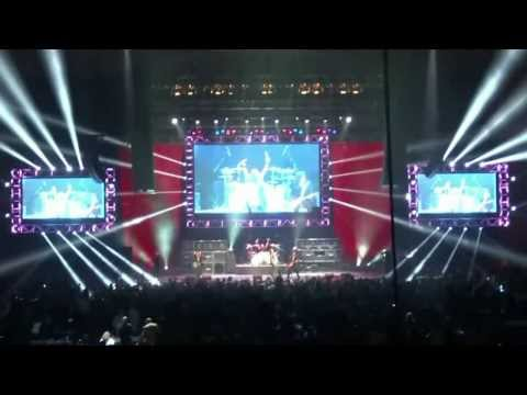 KISS the fundraiser 12/5/13 Orleans Arena - Calling Dr. Love