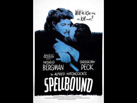 Spellbound (1945) Alfred Hitchcock, 720p