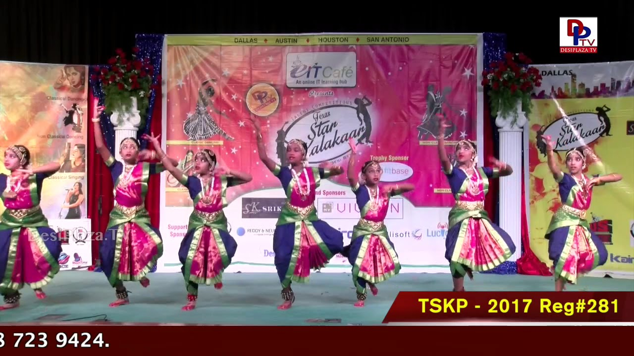 Finals Performance - Reg# TSK2017P281- Texas Star Kalakaar 2017