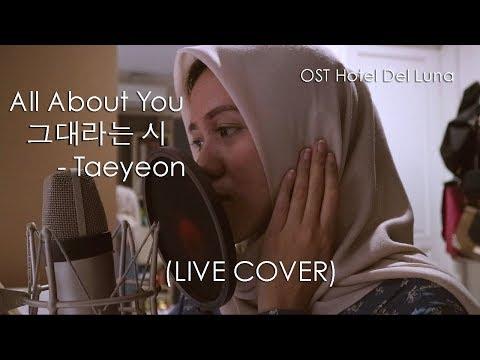 그대라는 시 (A Poem Titled You/All About You) - Taeyeon (태연) (OST Hotel Del Luna 호텔 델루나) LIVE COVER