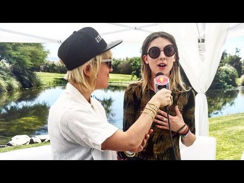 Wolf Alice's Ellie Rowsell's Heroine at COACHELLA 2016!