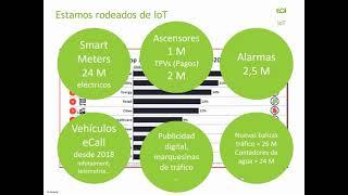 """Webinar """"La revolución de IoT y 5G"""""""