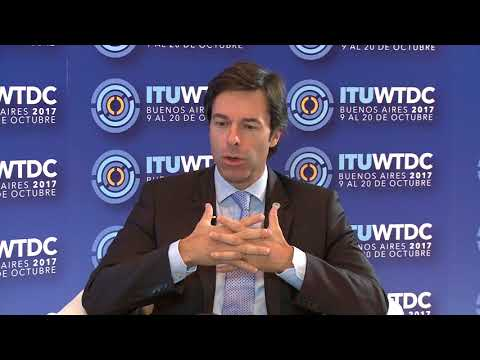 ITU INTERVIEWS @ WTDC-17: Mr Philipp Metzger,  Federal Office of Communications, Switzerland