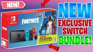 *NEW* EXCLUSIVE SWITCH BUNDLE COMING TO FORTNITE! [v5.41 LEAKED SKINS, HELIX SKIN & MORE!]
