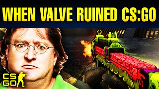 7 Times Valve Ruined CS:GO