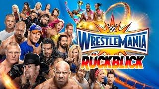 WWE WrestleMania 33 (2017) RÜCKBLICK / REVIEW