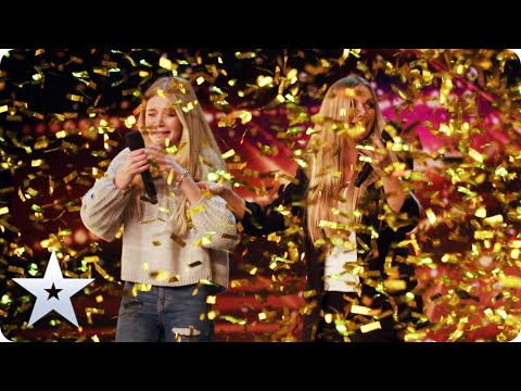 GOLDEN BUZZER! MOTHER And DAUGHTER Honey And Sammy Take Their GOLDEN OPPORTUNITY! | BGT 2020