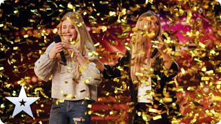 Download Mp3 Golden Buzzer! Mother And Daughter Honey And Sammy Take Their Golden Opportunity