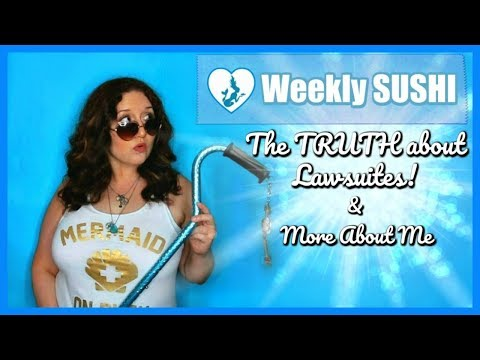 weekly-sushi-#2🍣- -the-truth-about-lawsuits-+-more-about-me! -desert-mermaid-🌵 -disabled-youtuber