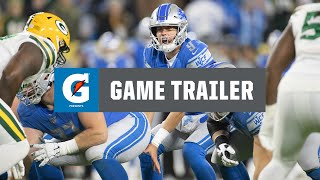 2020 Week 2 Trailer | Detroit Lions at Green Bay Packers