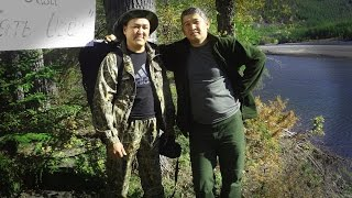 Приключение казахов в Якутии 2015 г.