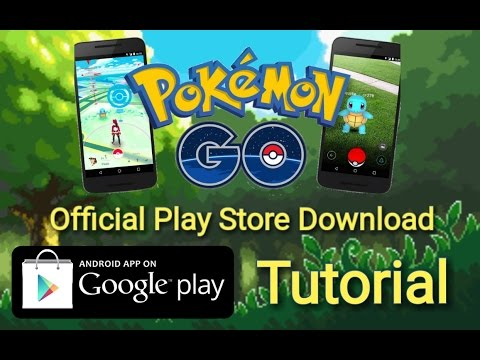 Cara Download Pokemon GO di Google Play Store