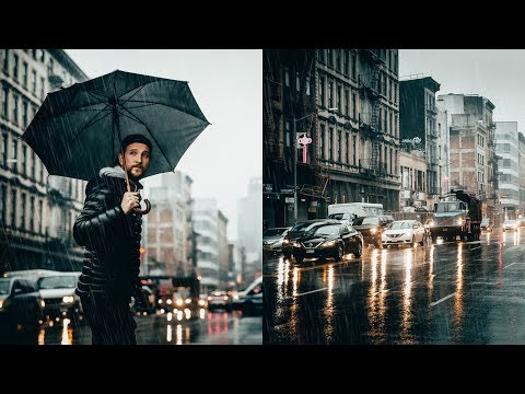 Rain Photography - Shooting In Bad Weather Ft. Peter McKinnon