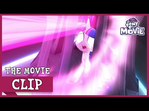 The Storm King Steal The Princesses Magic | My Little Pony: The Movie [Full HD]