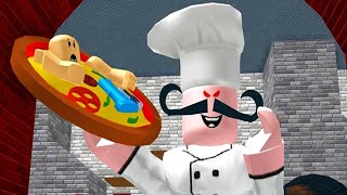 Escape The Pizzeria Obby! Funny Roblox Obby Games