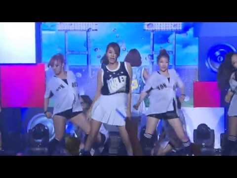 Uee Feat Jungah - HERO song