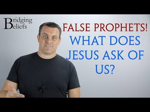 False Prophets: The Bible Teaches Independent Investigation - Bridging Beliefs