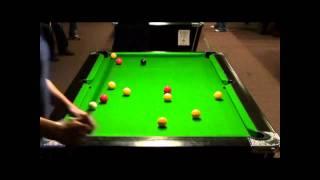 CAPL Open - Ron Lemmon v Will Scott Frame 1