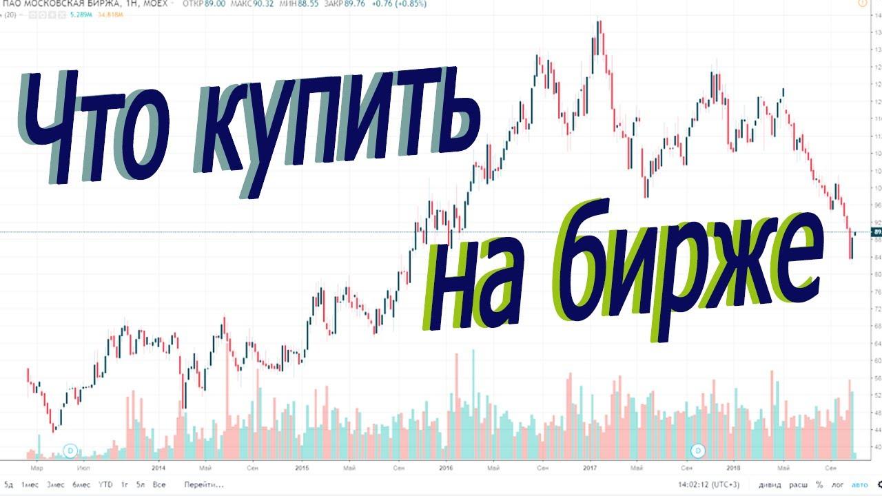 Какие акции покупать / Акции США / Инвестиции