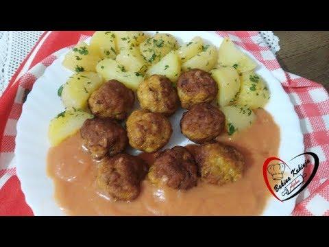 Bakina kuhinja- ćuftice u paradajz sosu