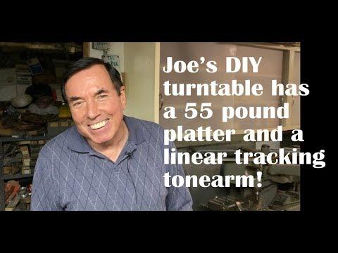 Joe's mind blowing DIY audio workshop
