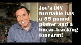 Joe's mind blowing DIY audio w…