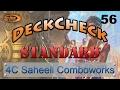 DeckCheck - Standard - 56 - 4C Saheeli Comboworks - SpielRaum Wien [DE]
