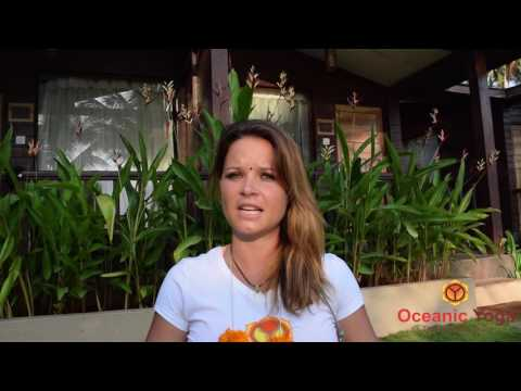 Stacey from South Africa - Oceanic Yoga Review