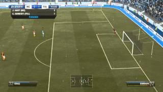Let´s Play Fifa 13 - MC #40 - Manchester City gegen FC Fulham (23.Spieltag)