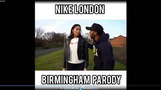 NIKE LONDON [BIRMINGHAM PARODY] | LIVE REACTIONNN
