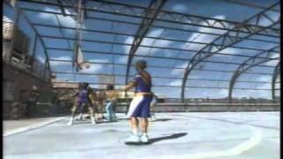 NBA Street Vol. 2 (PS2 Trailer)
