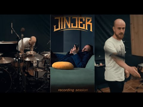 Jinjer release studio report from studio as they work on 4th album