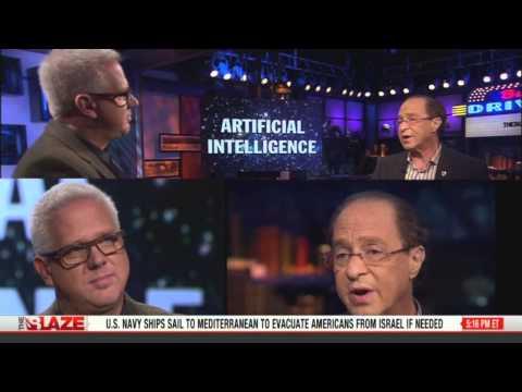 "Futurist Ray Kurzweil w/ Glenn Beck, talk Technology & his book ""How to Create a Mind"" Human Thought"